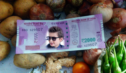 Currency Note Photo Frames screenshots 1