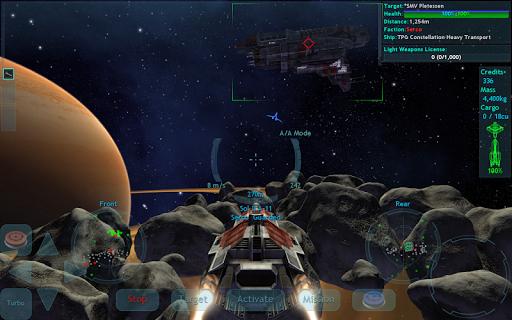 Vendetta Online (3D Space MMO)  screenshots 7