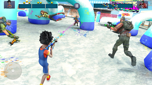 Paintball Shooting Games 3D apkpoly screenshots 4
