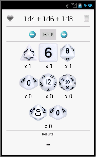 Dice Roller Free For PC Windows (7, 8, 10, 10X) & Mac Computer Image Number- 5