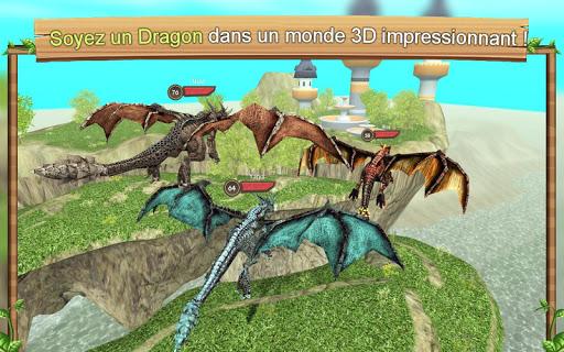 Télécharger Simulateur de dragon en ligne APK MOD 1