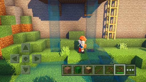 Craft World - Master Building Block Game 3D apkdebit screenshots 4