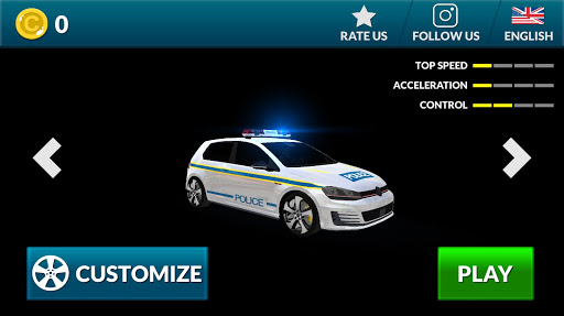 Police Car Game Simulation 2021 1.1 screenshots 4