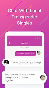 Dating & Chat with Transgender & Kinky – Transder 5