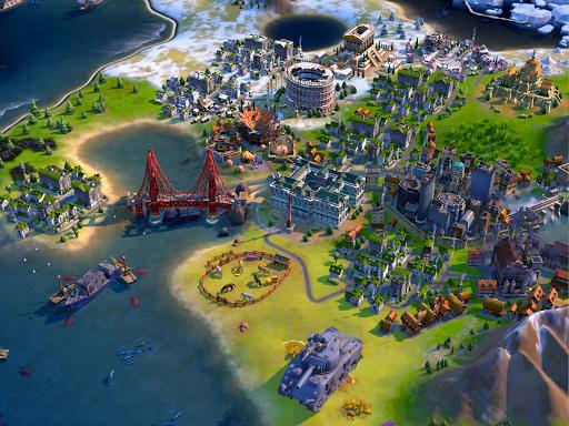 Civilization VI - Build A City | Strategy 4X Game  Screenshots 11