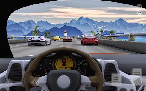 ????️ Süper Otoyol Araba Yarışı Oyunları: Sonsuz yar Apk Son Sürüm 2021 3