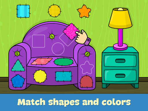 Shapes and Colors u2013 Kids games for toddlers 2.25 screenshots 20