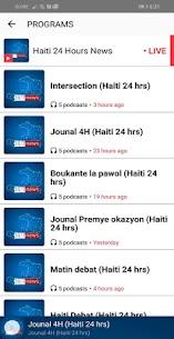Haiti 24/7 Radio News 4.4.8 Mod APK Updated 2