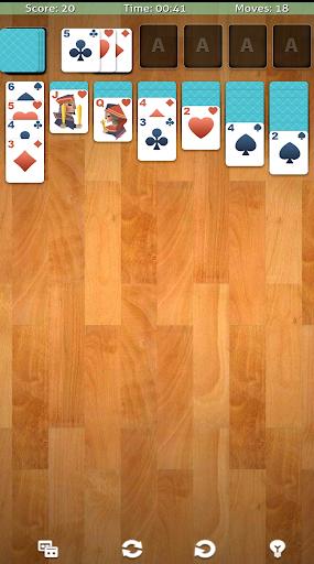 classic card solitaire : 2021 screenshot 3