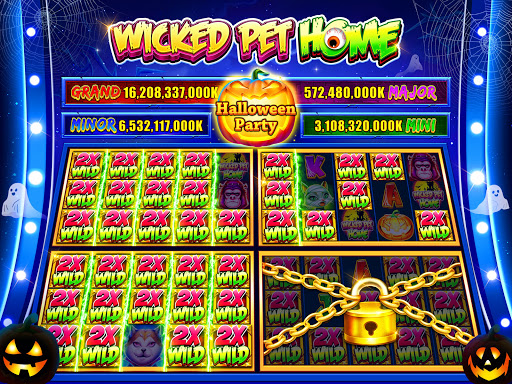 Jackpot Worldu2122 - Free Vegas Casino Slots 1.58 screenshots 10
