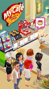 My Café — Jeu de gestion de restaurant. Recettes screenshots apk mod 2