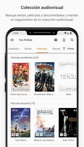 PlayMax - Seguimiento de series y pelu00edculas apktram screenshots 7