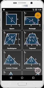 Geometryx: Geometry – Calculator 3.0 Apk 1