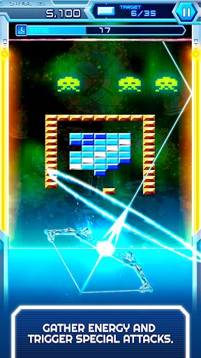 arkanoid vs space invaders screenshot 3