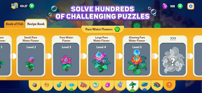 Sea Merge! Fish Games in Aquarium & Ocean Puzzle Mod 1.8.1 Apk [Unlimited Money] 5