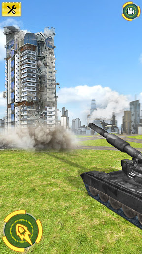 Building Demolisher: World Smasher Game apkslow screenshots 16