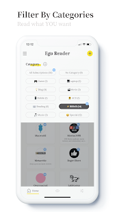 Ego Reader - RSS Reader
