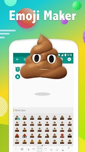 Emoji Maker- Free Personal Animated Phone Emojis Screenshot