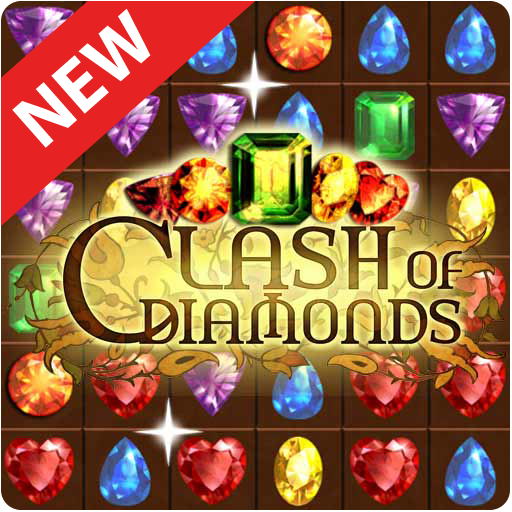 Baixar Clash of Diamonds - Match 3 Jewel Games para Android