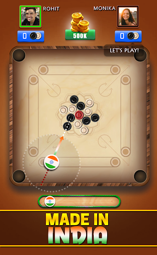 Carrom Club : A Disc Pool Carrom Board Multiplayer 10.4.1 Screenshots 3