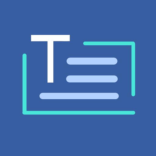 OCR Text Scanner : Convert an image to text APK