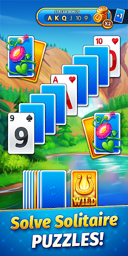 Solitaire Golden Prairies: Play Free Card Games  screenshots 4