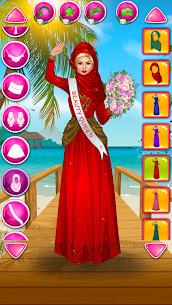 لعبة أزياء ملكة الجمال موضة الفتاة النجمة 6