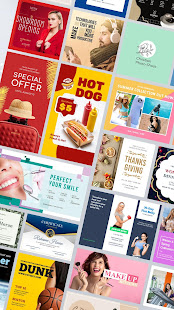 Banner Maker : Graphic Design With Banner Template