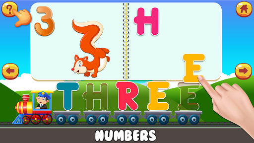 Learn English Spellings Game For Kids, 100+ Words. 1.7.7 screenshots 10