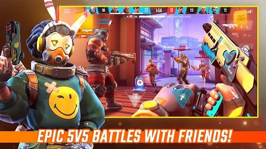 Shadowgun War Games – Online PvP FPS 1