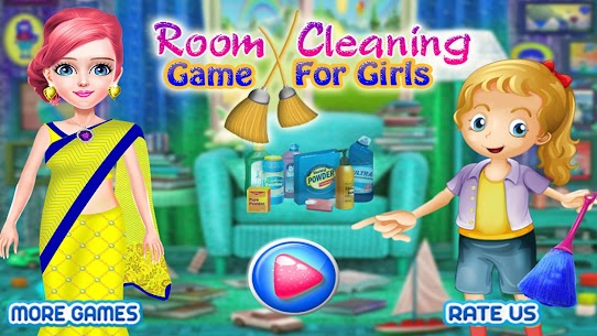 Room Cleaning Game for For Pc (Windows & Mac)   How To Install Using Nox App Player 1
