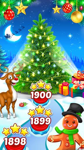 Christmas Cookie - Santa Claus's Match 3 Adventure 3.3.5 screenshots 6