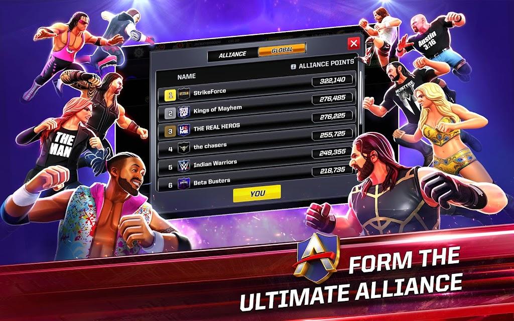 WWE Mayhem poster 8