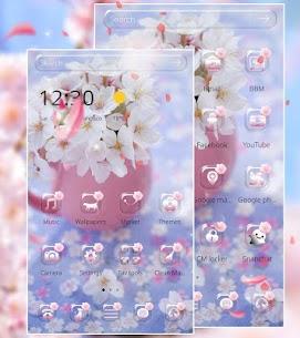 Sakura Flower Theme Wallpaper 10003000 Download APK Mod 3