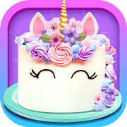 Girl Games: Unicorn Cooking Games for Girls Kids