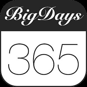 Big Days  Events Countdown