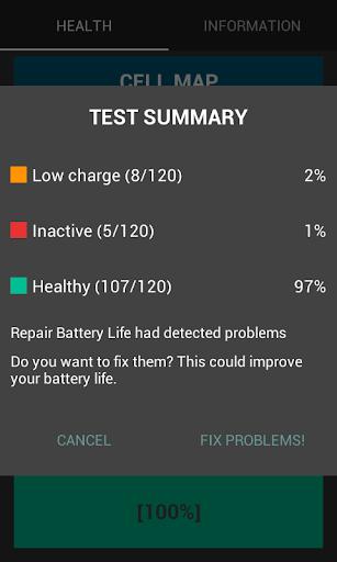 Battery Repair Life PRO - Calibrate and Optimize android2mod screenshots 3