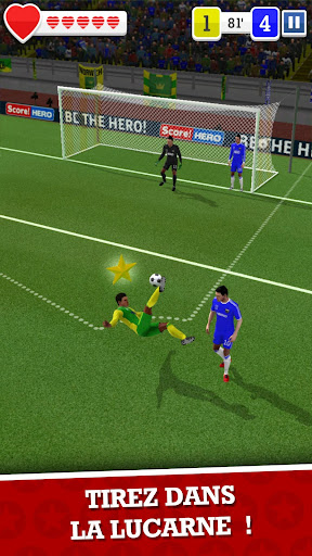 Score! Hero screenshots apk mod 2
