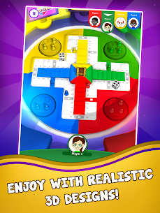 Parcheesi  Board Game For Pc- Download And Install  (Windows 7, 8, 10 And Mac) 2