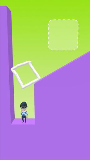 Draw & Hit: Kick the Robber! apkdebit screenshots 7