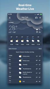 Weather Forecast – Weather Live & Radar & Widget 1