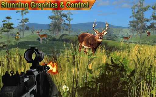 Deer Hunting 2020 : Offline Hunting Games 2020 android2mod screenshots 3
