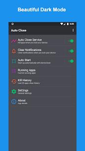 Auto Close v2.2 MOD APK (Pro Unlocked) – Close Apps Automatically 2