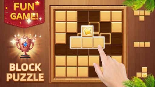 Wood Block Puzzle - New Block Puzzle Blast Game  screenshots 7