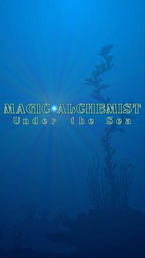 Magic Alchemist Under the Sea screenshots 1