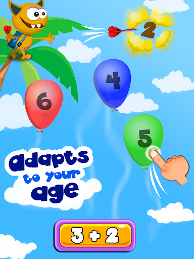 Buddy: Math games for kids & multiplication games screenshots 1
