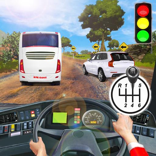 Baixar Public City Coach 3d Driving Bus Simulator 2021 para Android