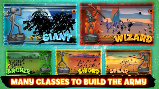 Stickman Battle 2021: Stick Fight War APK MOD screenshots 4