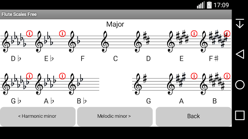 Flute Play Scales Trial For PC Windows (7, 8, 10, 10X) & Mac Computer Image Number- 8