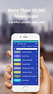 Latest News & All Newspaper 1.4 APK Mod Latest Version 3